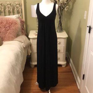 Cabi 109 black maxi dress